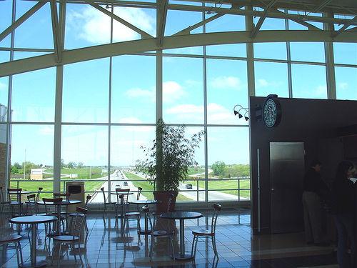 Interior, Belvidere Oasis